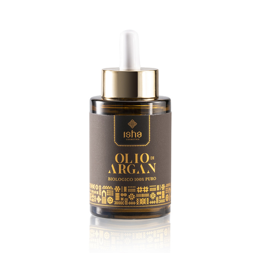 Olio di Argan Bio del Marocco 100% pura Argania 50 ml